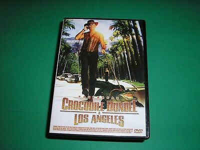 "DVD comedie,""CROCODILE DUNDEE A LOS ANGELES"",paul hogan"