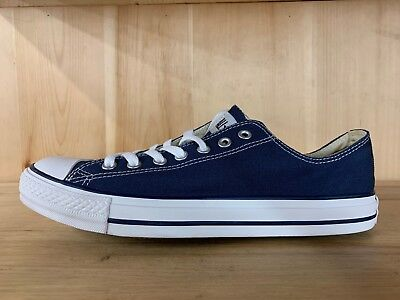 fc7896726c88 CONVERSE CHUCK TAYLOR All Star Ox Low Navy Size 10 M9697 -  37.83 ...