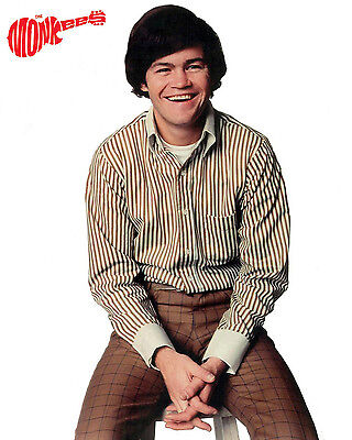 Micky Dolenz DIRECT! CLASSIC 8x10 #1 SIGNED TO YOU BY MICKY! * The Monkees