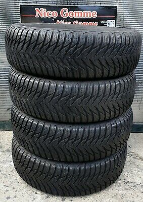 Gomme Usate 185/65R15 88T Hankook Icept Rs2 Invernali M+S Pneumatici Usati