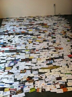 LOT of 100+ DIFFERENT BUSINESS CARDS for collection