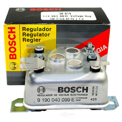 Bosch 30019 Voltage Regulator Replacement Parts Starters & Alternators