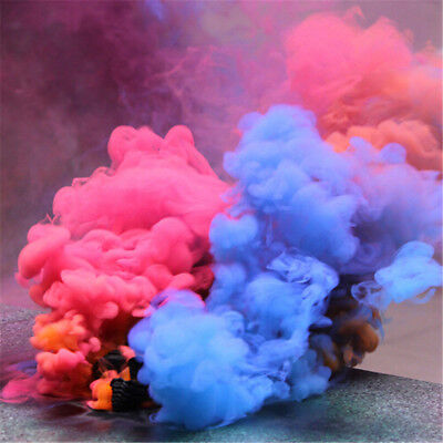 Mystical Color Magic Smoke Props Magic Tricks Professional Scene Prop BDAU