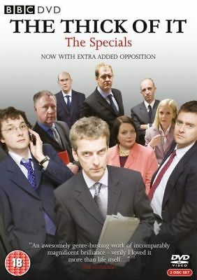 The Thick Of It - The Specials DVD ( Region 2 + 4 ) NEW & SEALED + FREE P&P