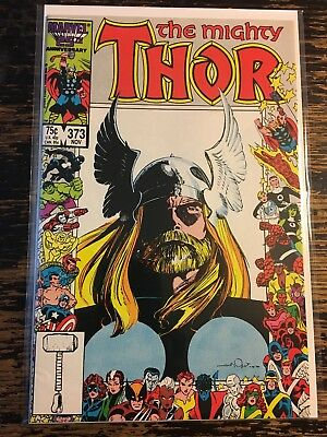 The Mighty Thor #373 (Marvel) Free Combine Shipping