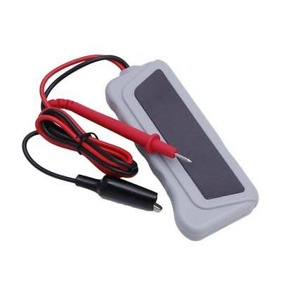 12V 6 LED Display Battery Tester Car Battery Alternator Monitor Device Accessory
