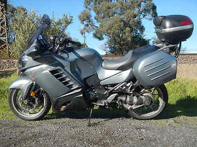 Kawasaki Gtr1400, Abs, Big Screen, Heated Grips Etc, Runs And Rides Great