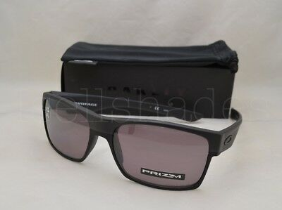 ce2030547c Oakley TWOFACE (OO9189-26 60) Matte Black with Prizm Daily Polarized Lens