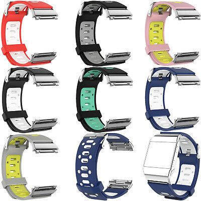 For Fitbit Ionic Smart Watch Silicone Replacement Strap Bracelet Classic Band