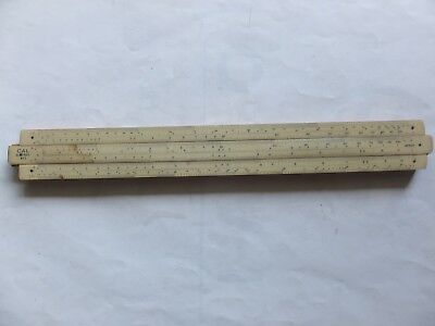 Vintage Timber/Wood  Slide Rule