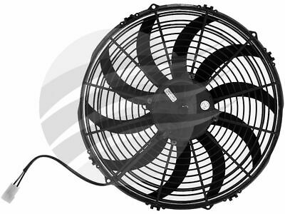 Spal Thermo Fan 14 Inch (350MM) Thermo Fan Skew Blade 12v Puller 1864 CFM