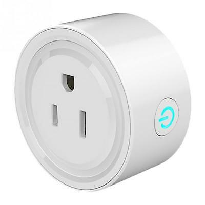 Convenient WIFI Smart Plug US Plug Smart Timing Socket for Smart Home Automation