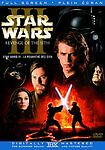 Star Wars Episode III: Revenge of the Sith (DVD, 2005, 2-Disc Set,Full Screen)