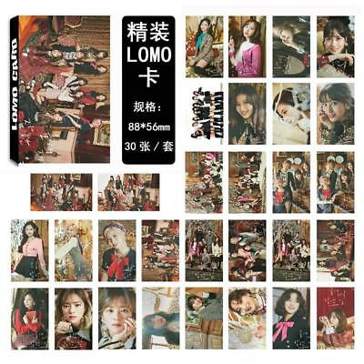 Kpop Twice Yes or Yes Paper Lomo Photo Card New Album Photocard Cards Poster