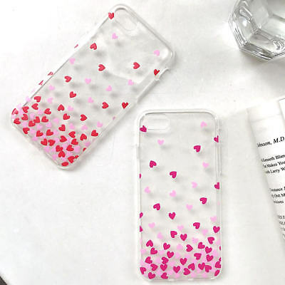 Clear Ultra-thin TPU Soft Gel Slicone Back Case Cover For iPhone Samsung S10 S9