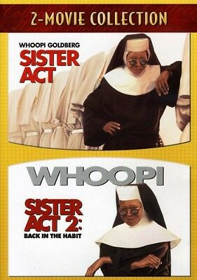 Sister Act/Sister Act 2: Back in the Habit [2 Discs] (DVD Used Very Good)