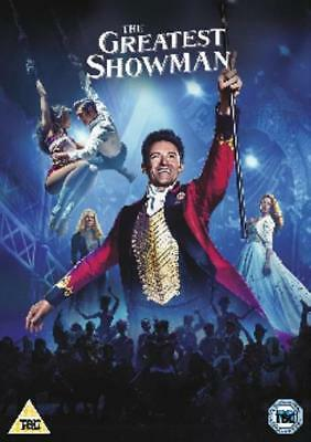 The Greatest Showman (Region 2 DVD, sealed)