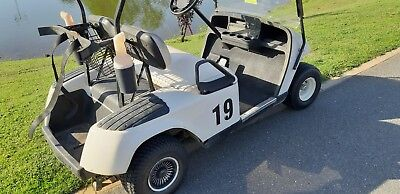 2007 EZGO Petrol Golf Cart. Good Condition **19