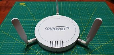 Sonicwall Sonicpoint N Dual Band PoE Business Grade Wireless Access Point APL21