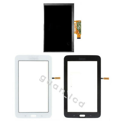 Touch Digitizer Glass +LCD Screen For Samsung Galaxy Tab E Lite 7.0 SM-T113 T110