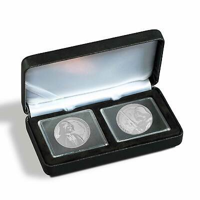 2x 1 oz Star Wars™ Darth Vader™ 2017 +2018 Silver Coin - Gift Set