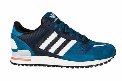 adidas - ZX 700 Men's Trainers Blue UK4 (D65644)