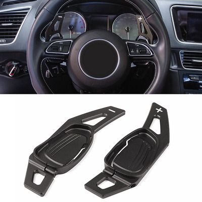 Steering Wheel Shift Paddle Shifter Extension For AUDI A5 S3 S5 S6 SQ5 RS3 RS6