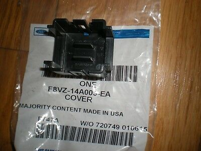 New OEM 1998 - 2017 Ford Lincoln Mercury Fuse Junction Box Cover F8VZ-14A003-EA
