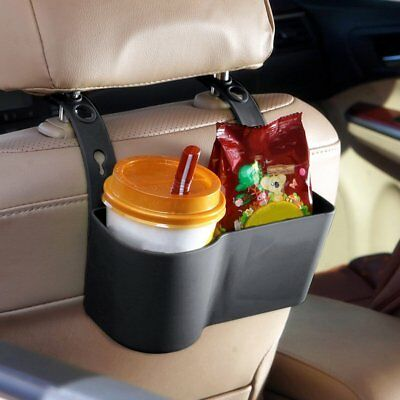 Car Styling Universal Drink Cup Hanging Holder Seat Back Adjustable MC