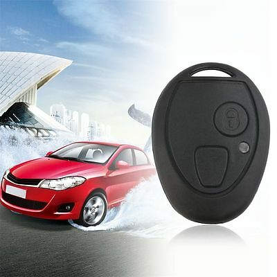 Replacement 2 Button Remote Key Fob Shell Case Fits for Rover 75 MG ZT  UK MM