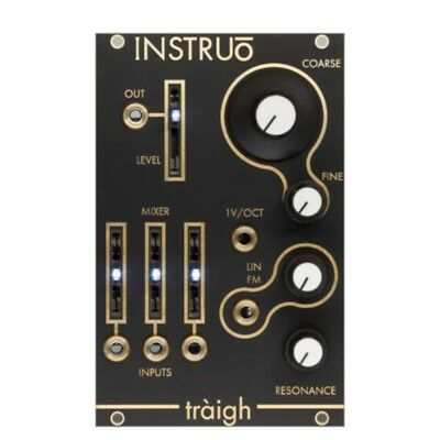 Instruo Traigh Eurorack Low Pass Filter Module