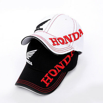 748e6ad0e54 NEW Motorcycle Racing Moto HONDA Embroidered Baseball Cap Hat Outdoor Sports