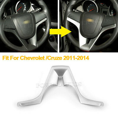 For Chevrolet / Cruze/Sedan/Hatchback Car Steering Wheel Insert Trim Cover Power