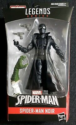 Hasbro Marvel Legends SPIDER-MAN NOIR Spider-Man Lizard Wave FREE SHIPPING New