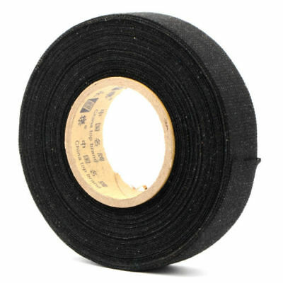 Black Tesa Adhesive Cloth Tape For Cable Harness Wiring Loom Car Wire Harness UK