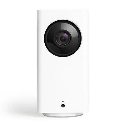 Wyze Cam Pan 1080p Pan/Tilt/Zoom Wi-Fi Indoor Smart Home Camera with Night...