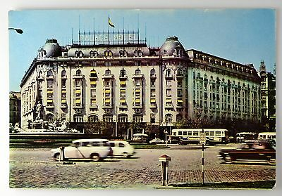 The The Westin Palace Madrid Vintage Postcard~1964 The Palace Hotel Spain~