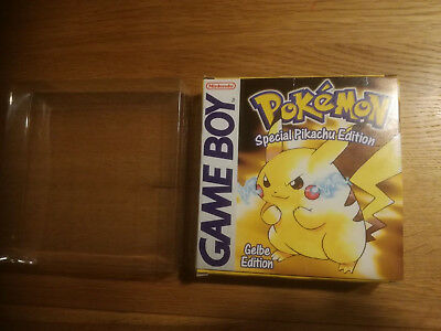 Pokemon Gelbe Edition - Game Boy