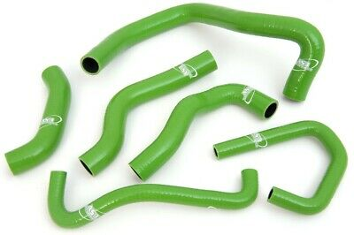 AS3 PERFORMANCE SILICONE RADIATOR HOSES to fit KAWASAKI ZX6R 2007-2008