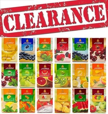 Al Fakher Available Flavours And Sizes In 100% Original Package
