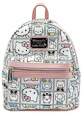 LOUNGEFLY X SANRIO Hello Kitty Friends Allover-Print Mini Backpack ... cd3c4b3c7c