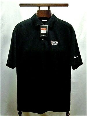 Polo Shirt Golf Tennis Nike Dri-Fit Ketel One Men's Size Large New With Tags NOS