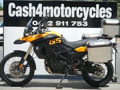 Bmw F 800 Gs 2009 Model In Fantastic Condition      Great Value @ $6990