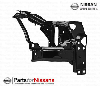 Genuine Nissan 2007-2008 350Z RH Side Headlight Core Support Brace Panel NEW OEM
