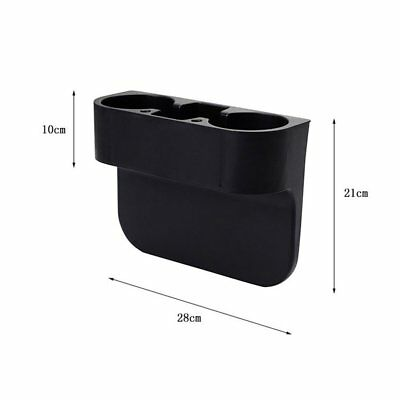 Car Cleanse Seat Drink Cup Holder Valet Travel Coffee Bottle Table Stand Food M@