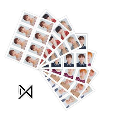 Kpop Monsta X Are You There Photocards WonHo I.M Kihyun School ID Photo Picture