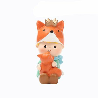 Little Prince Home Resin Crafts Ornaments QW