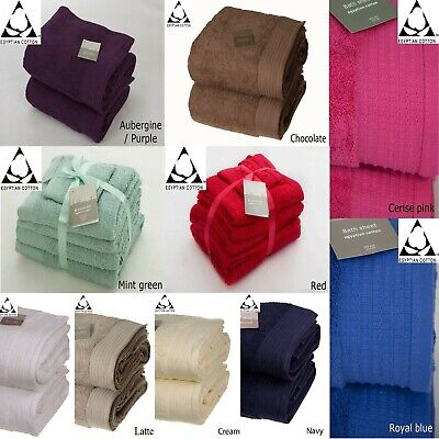 Luxury 100% Egyptian cotton super soft 650 GSM towels hand bath towel sheet