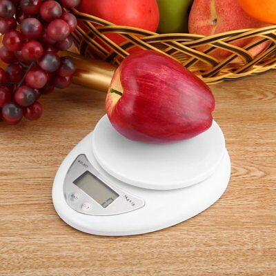 5kg 5000g/1g Digital Kitchen Food Diet Postal Scale Electronic Weight Balance MG