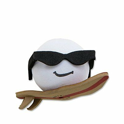Quantity 3 pcs - CoolBalls® Cool Surfer Surfing Guy Car Antenna Topper
